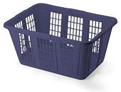 Rubbermaid Laundry Basket - Platinum Series