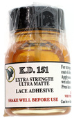 K.D. 151 Extra-Strength Ultra Matte Lace Adhesive (1 oz.)