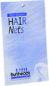 Bunheads Hair Nets - 3 Pack