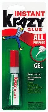 Krazy Glue Gel