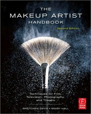 The Makeup Artist Handbook 2nd Edition by Davis & Hall