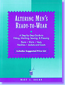 Altering Mens Ready to Wear