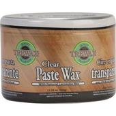 Trewax Clear Paste Wax 12.35oz.