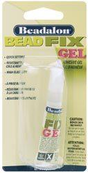 Bead Fix Adhesive - Gel (3 g.)