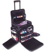 Rolling Tote Set Bag Crop In Style