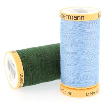 Gutermann Cotton Thread - 274 Yd. Spool