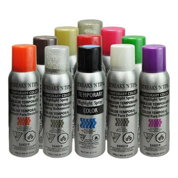 Streaks & Tips Sprays