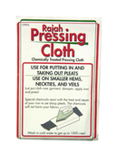 "Rajah Chemically Treated Pressing Cloth (14"" x 24"")"