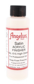 Angelus Satin High Gloss Acrylic Finish