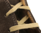 Flat Dress Shoe Laces (Color: Tan)