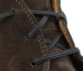 Elastic Shoe Laces (Color: Black)