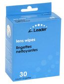 Leader AR Lens Cleaner Wipes-30 ct.