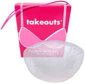 Takeouts - The Better Boob Job - Silicone Bust Inserts