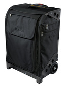 Zuca Flyer-Travel Black Frame Bag