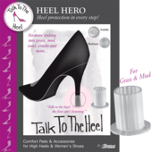 Braza Heel Hero - Bottom Of High Heel Protection