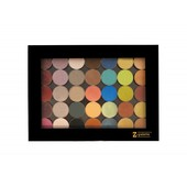 Z Palette Magnetic Make Up Palette-Xtra Large-BLACK