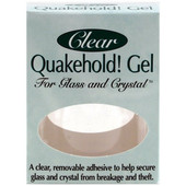 QuakeHOLD Clear Gel-4oz.
