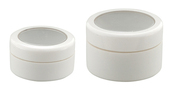 Monda Studio Make Up Jar White