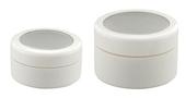 Monda Studio Make Up Jar White