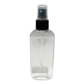 Monda Studio Spray Bottle 4oz. - CLEAR