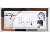 Skin Illustrator Palette - Scalp