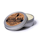 Otter Wax Saddle Soap Leather Cleaner