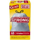 Tall Kitchen Trash Bags 13 Gallon (45ct.)