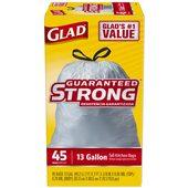 Tall Kitchen Trash Bags 13 Gallon (45ct.)