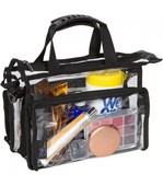 Stilazzi 107 Clear w/ Black Trim Set Bag