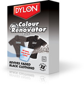 Dylon Renovator - Black - 50g