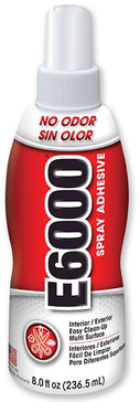 E6000 Spray 8 oz.