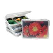 Iris 4x6 Photo Case-KP-PC - CLEAR