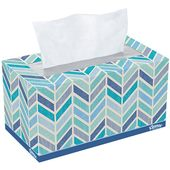 Kleenex Facial Tissue- WHITE- 210 ct.