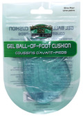 Moneysworth & Best Fashion Feet Gel Ball Of Foot Cushion-NO ADHESIVE - 1 Pair