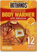 HotHands Supersize Body Warmer with Adhesive