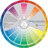 Creative Color Wheel 9.25""