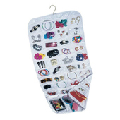 Household Essential's Jewelry Organizer - 80 Pocket