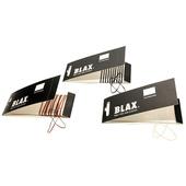 BLAX Snag-Free Hair Elastic 2mm - 12 Ct