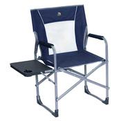 Gci outdoor slim fold directors chair midnight 36514
