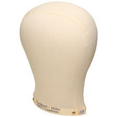 Fischbach &  Miller Canvas Wig Block