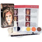 Mehron Cat Character Kit