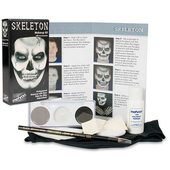Mehron Skeleton Character Kit