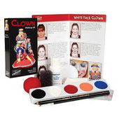 Mehron Clown Character Kit