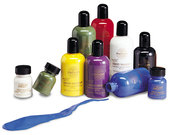 Mehron Liquid Makeup for Face, Body and Hair 1oz