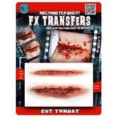 Tinsley Transfers - Cut Throat FX Transfers
