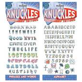 Tinsley Transfers - Knuckles