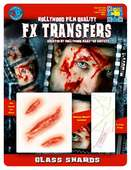 Tinsley Transfers - Glass Shards FX Transfers