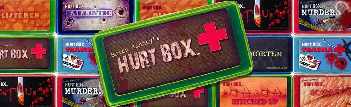 Brian kinney hurt box