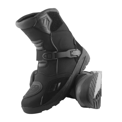 BOTA JOE ROCKET WHISTLER TOURING NEGRO T/ 10 US - 28 MEX