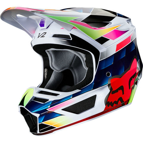 Casco Fox V2 Kresa Multi T/S